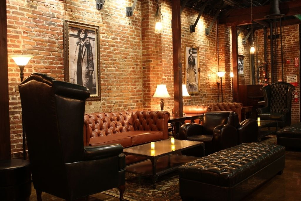 The Next Door Lounge is a prohibition era speakeasy themed