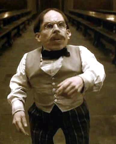 Younger Professor Flitwick Google Search Harry Potter Personnages Harry Potter Poudlard
