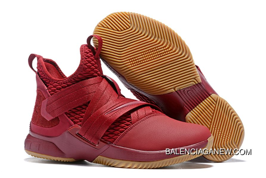 160f1601b3e7 Basketball To Buy. Nike LeBron Soldier 12 Sfg EP Team Red Gum AO4055-600  Outlet
