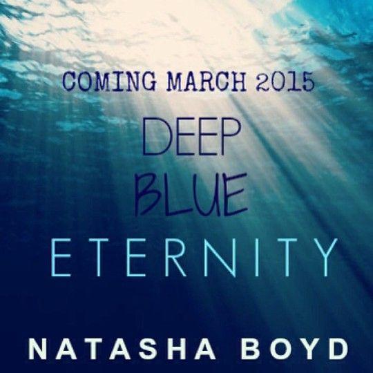 Deep Blue Eternity   Books   Blue, Deep blue, Books