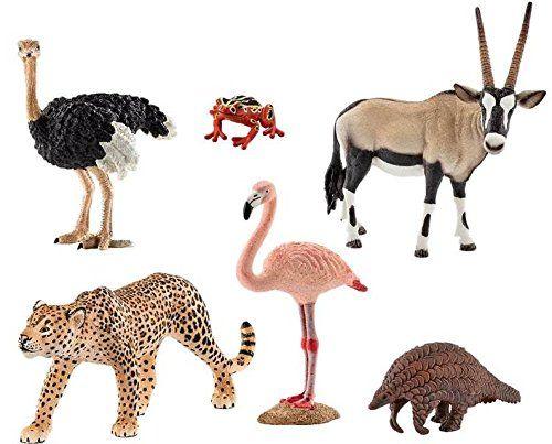 Schleich North America African Animals Starter Set African