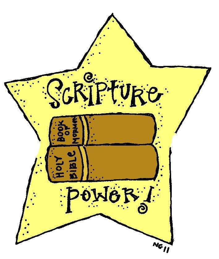 scripture power clipart pinterest scriptures primary music rh pinterest com scripture clipart black and white scripture clipart for spring