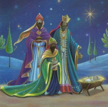 THE THREE KINGS AND JOURNEY TO BETHLEHEM