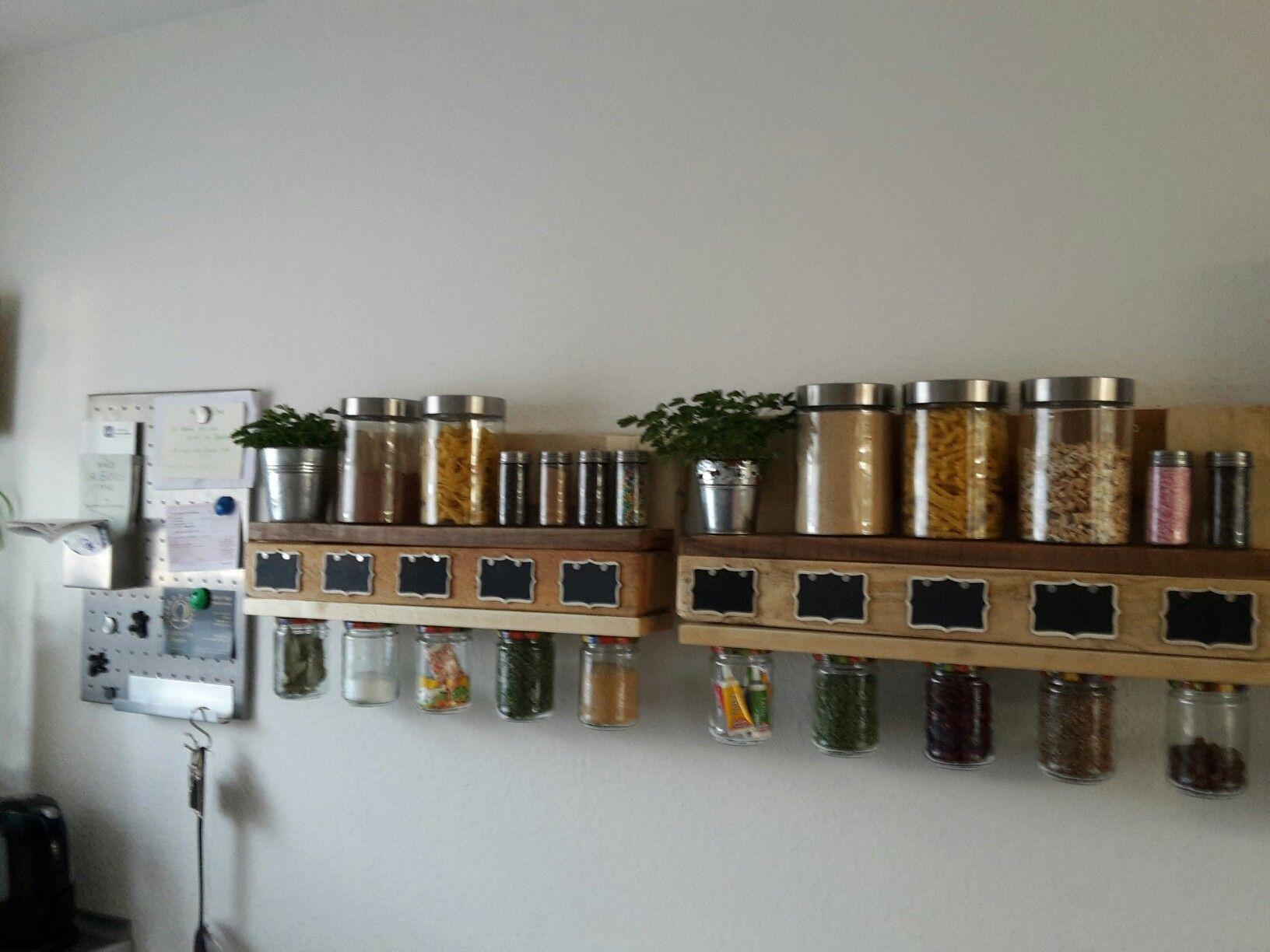 Großartig Diy Küchenregal Ideen Fotos - Küche Set Ideen ...
