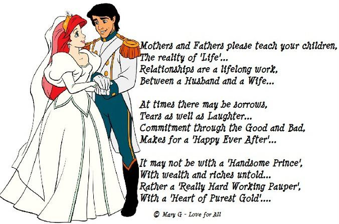 marriage | Inspirational Poems and Quotes