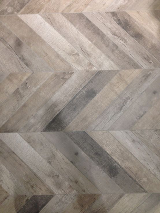 This Wood Replica In Porcelain Tile Is Stunninly Real It