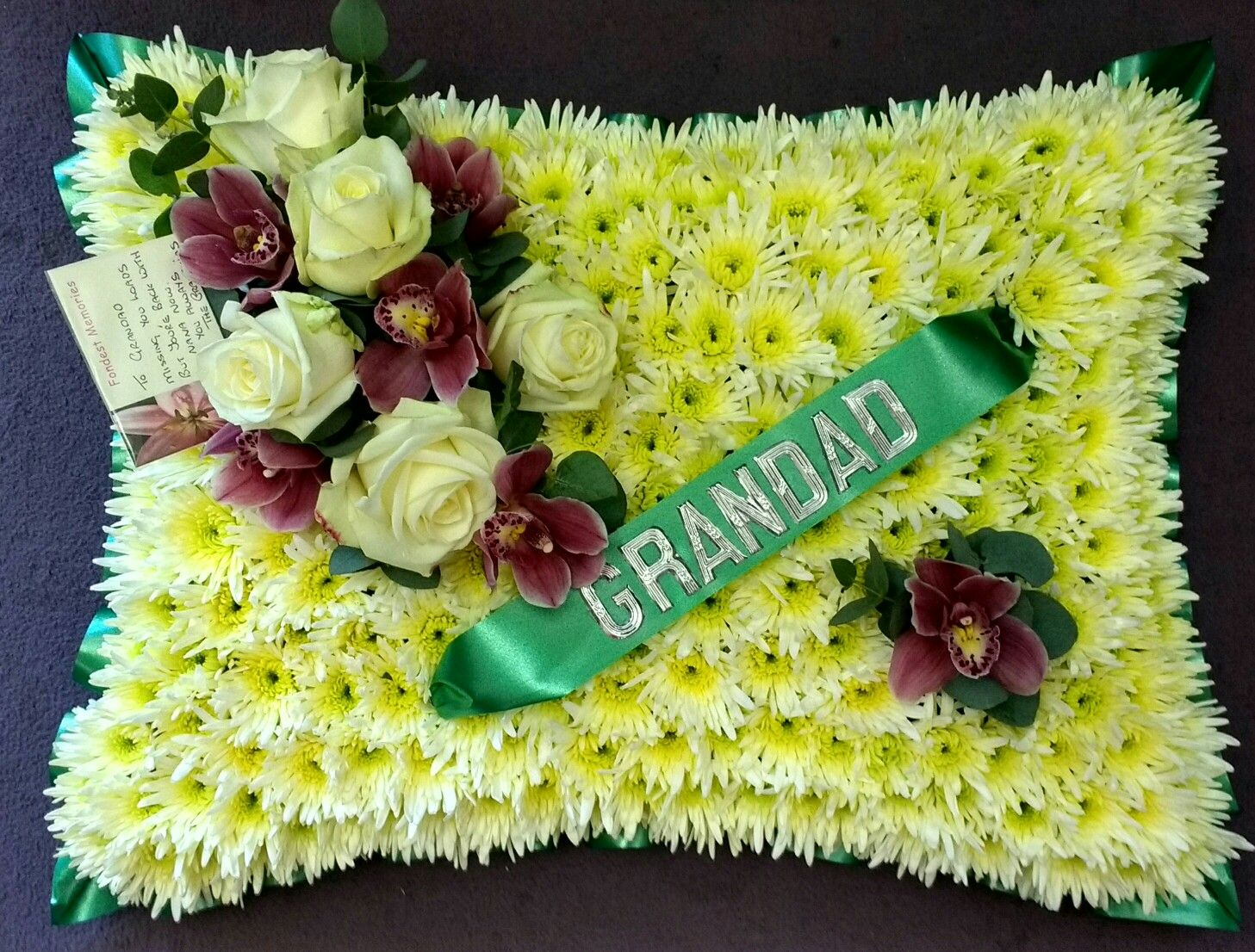 Pin by oops a daisy bridlington on flowers pinterest funeral find this pin and more on flowers by sarad0059 izmirmasajfo