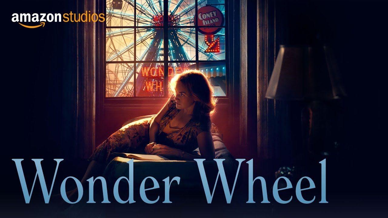 WONDER WHEEL starring Kate Winslet, Jim Belushi, Juno