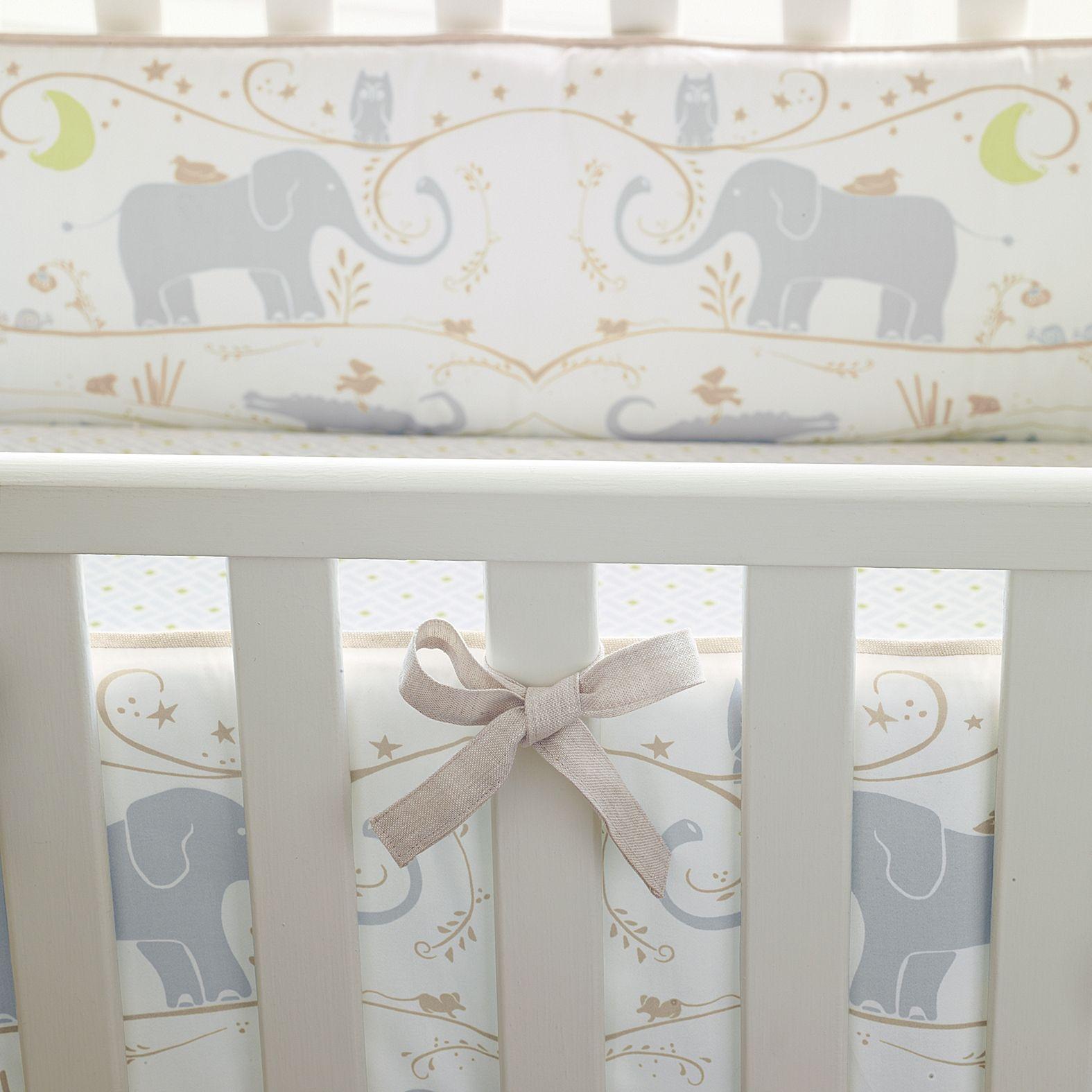 Serena Lily Dylan Organic Crib Bedding For Baby Nursery Crib