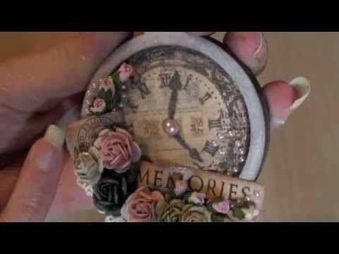 Mini pocket watches