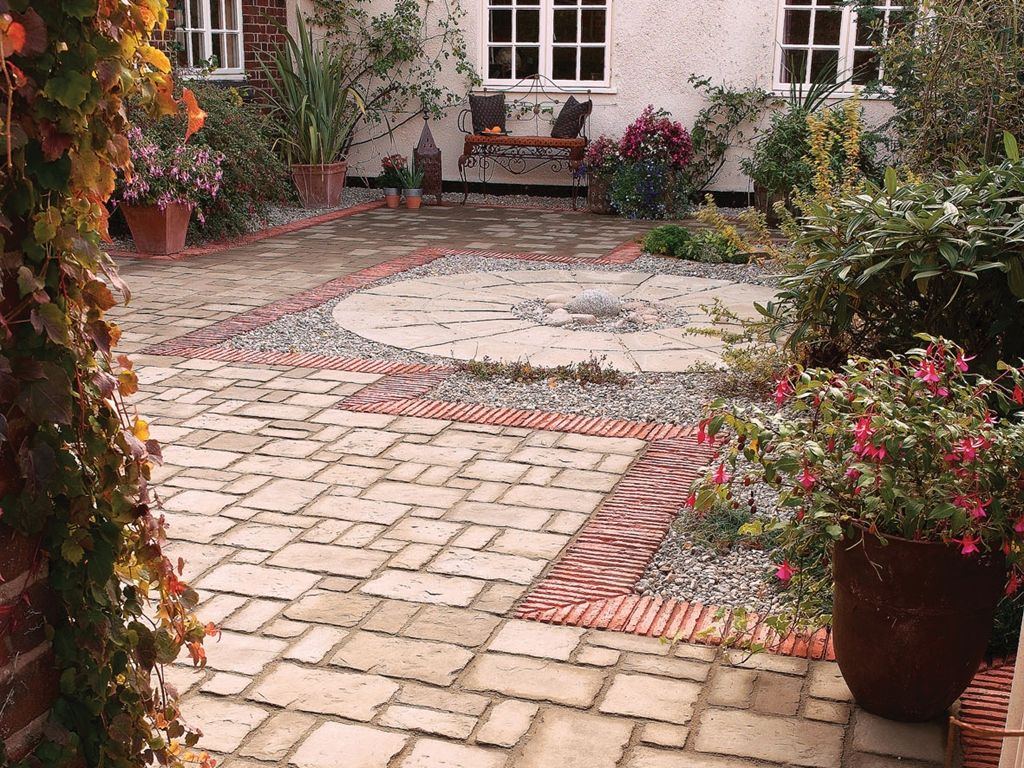 Building Materials How To Lay Carpet Front Garden Stone