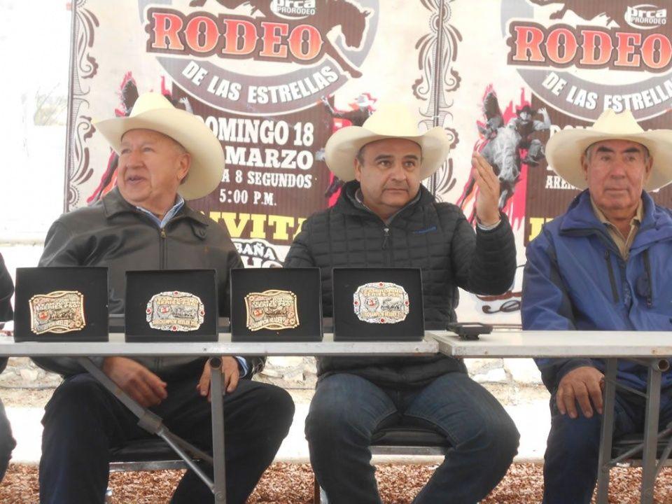 Alistan Festival de Rodeo Saltillo
