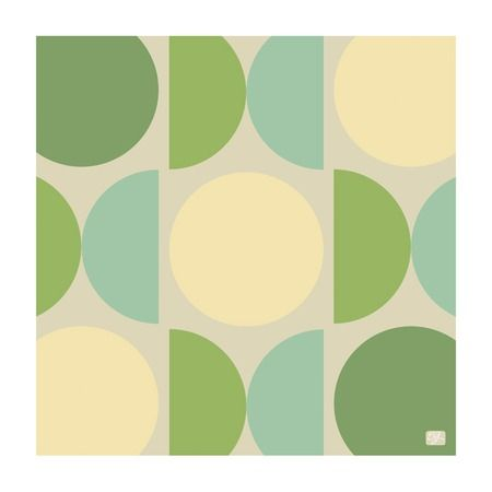 Mod Wall Art in Meadow | Art | Pinterest | Walls and Budgeting