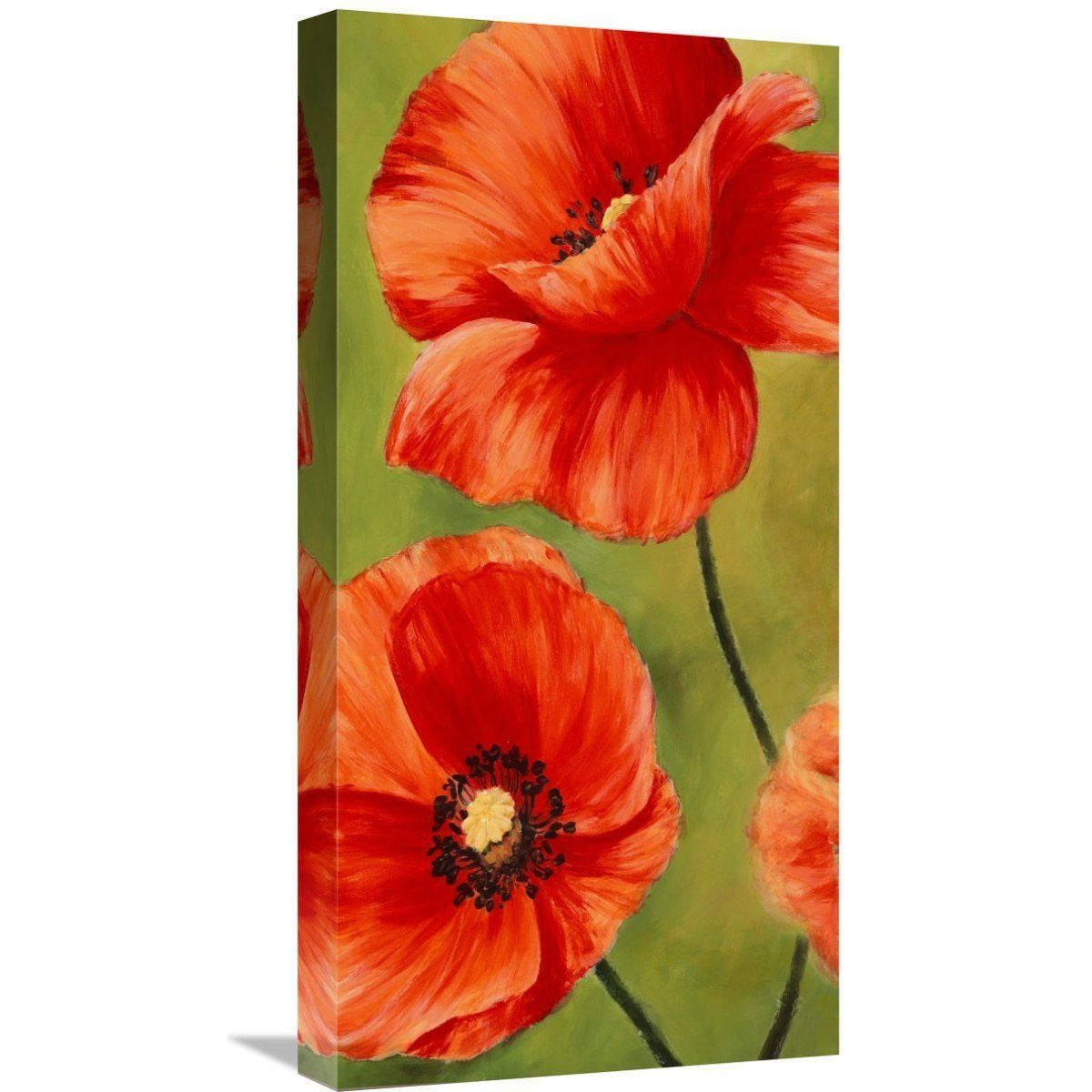 Overstock Com Online Shopping Bedding Furniture Electronics Jewelry Clothing More Poppy Painting Poppy Flower Painting Acrylic Poppy Painting
