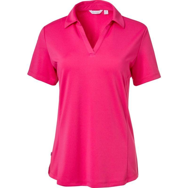 b24f7b37381 Lady Hagen Women s New Essentials Golf Polo