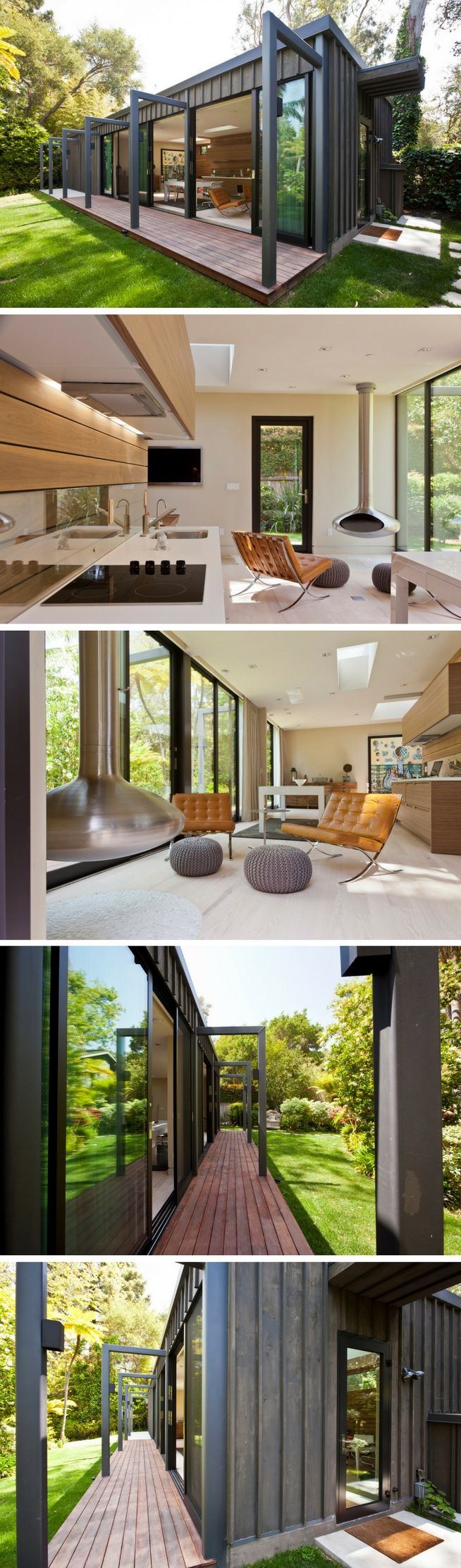 hightree shipping container house luxury shipping container now this shipping container house is stunning over the years architectural firm jendretzki has been involved in various projects in the us and around