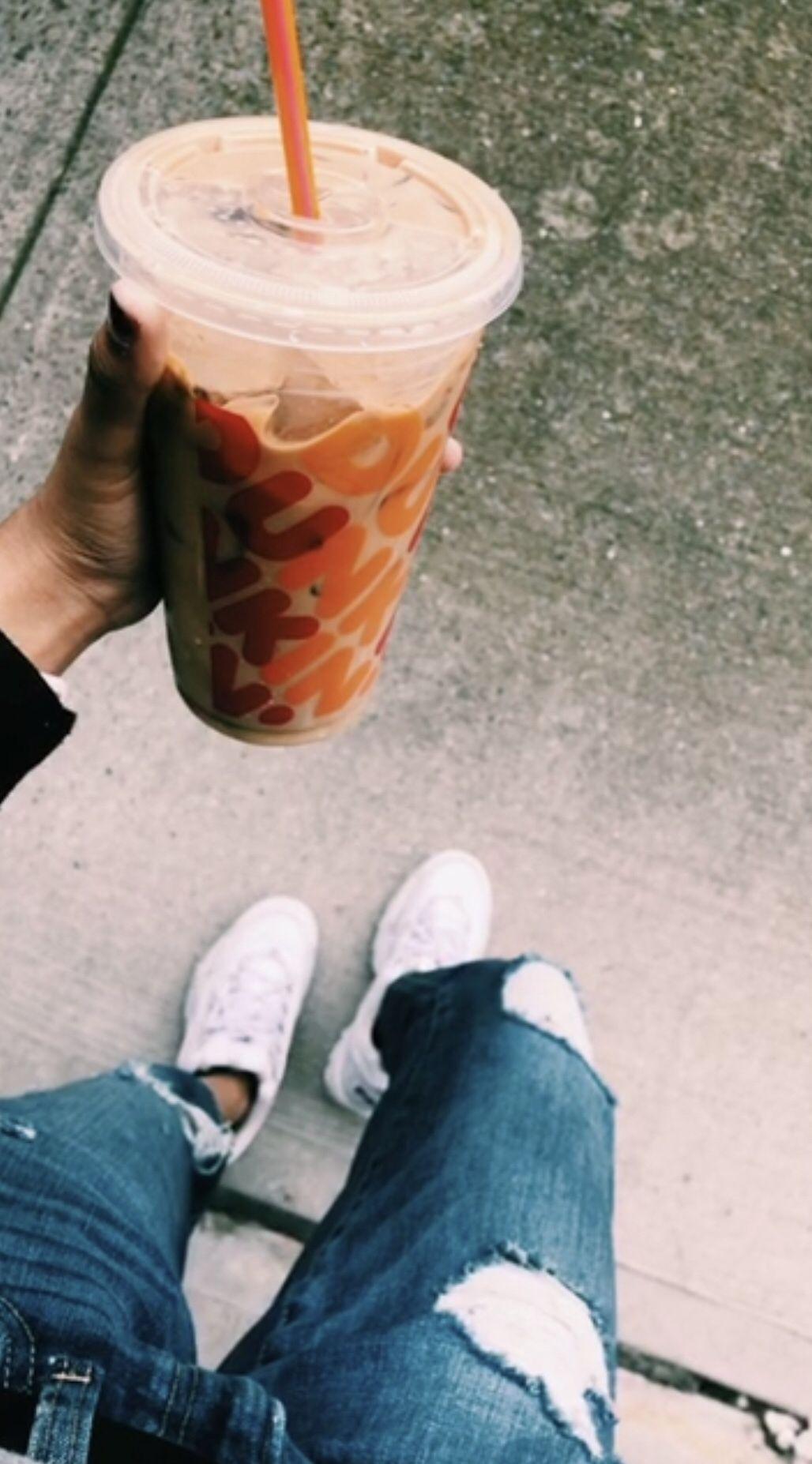 Iced Coffee Addict Meme