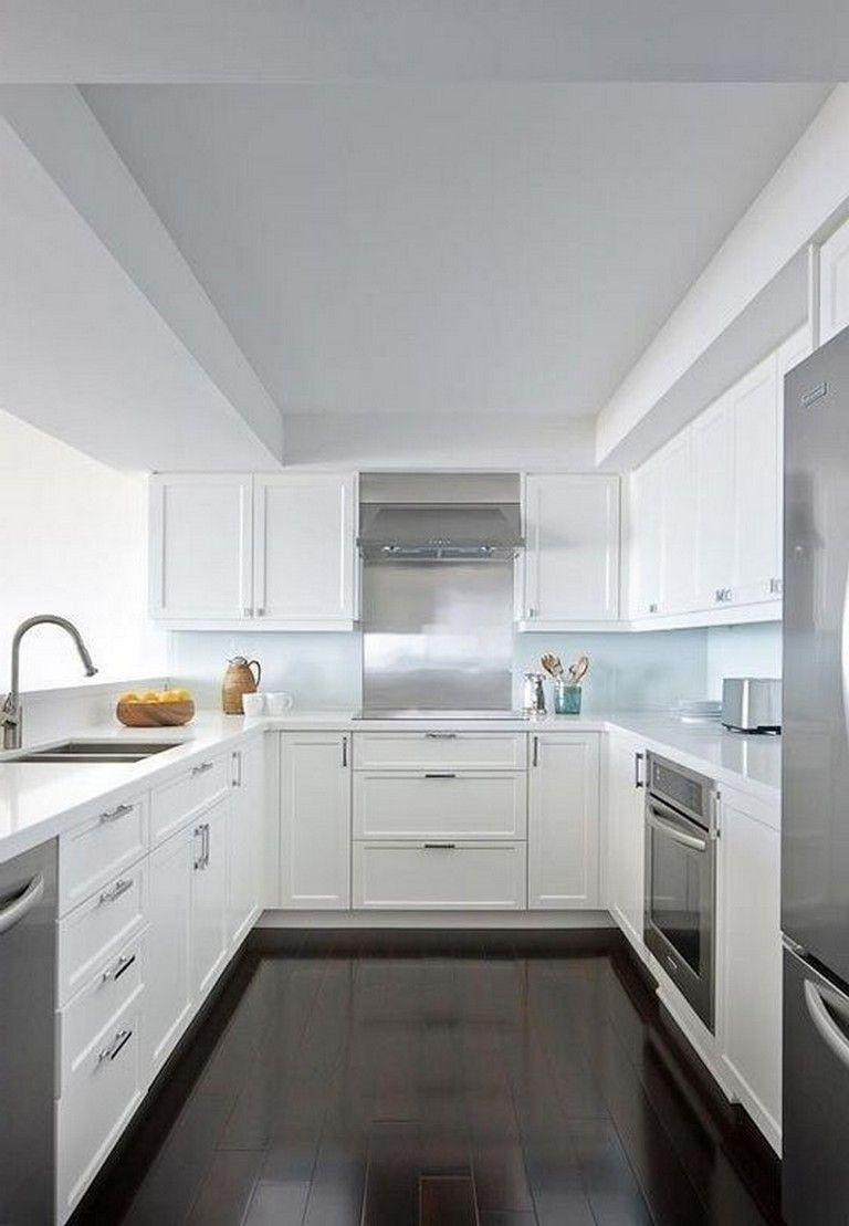 Small Space Modern Small U Shaped Kitchen Designs   Small u shaped ...