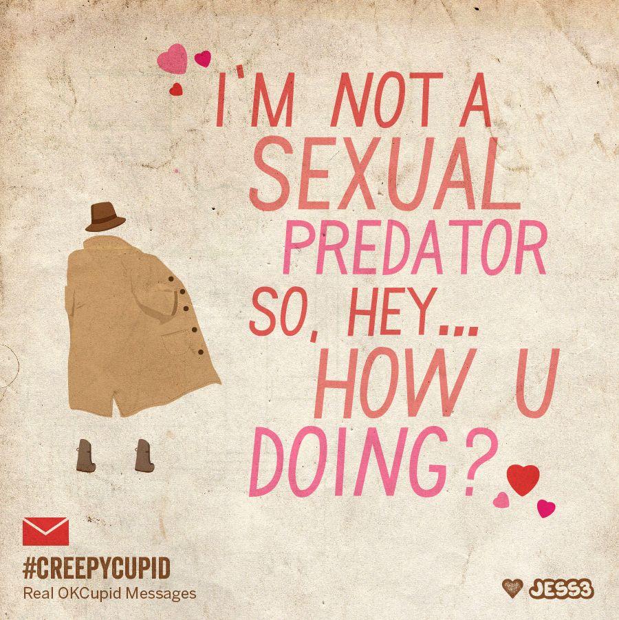 Online dating sexual predator