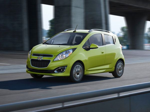 2013 New Cars What S Ahead Chevrolet Spark Chevy Small Cars