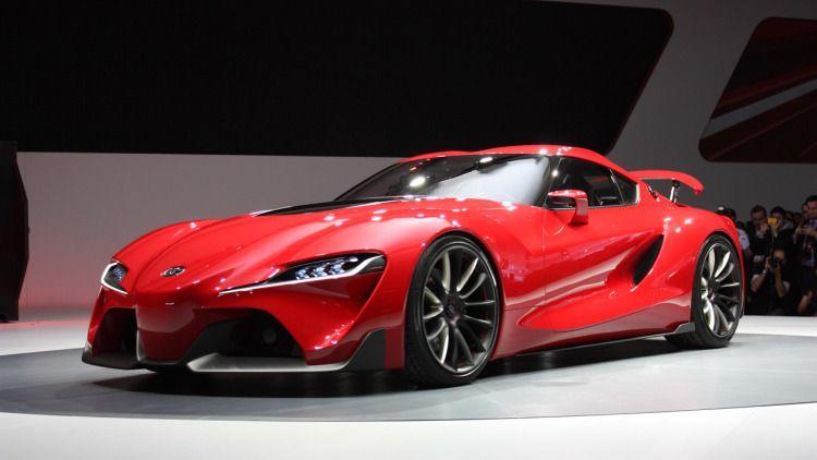 Final Decision On ToyotaBMW Sports Car Due By Year End Bmw - Sports cars bmw