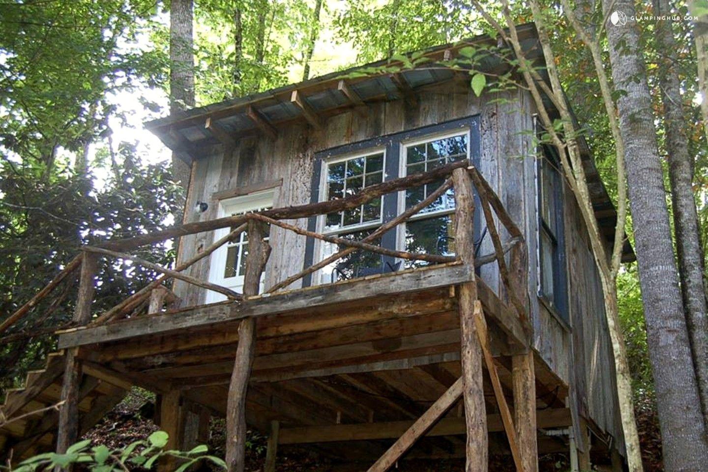 Resort pictures north carolina log cabin rentals romantic cabins - Tree House Rental In North Carolina