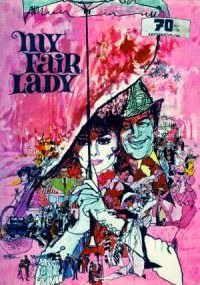 Turkce Ingilizce Film Ozetleri Turkish English Movie Summaries My Fair Lady 1964 Benim Tatli Melegim Imdb 7 My Fair Lady Fair Lady Poster Art