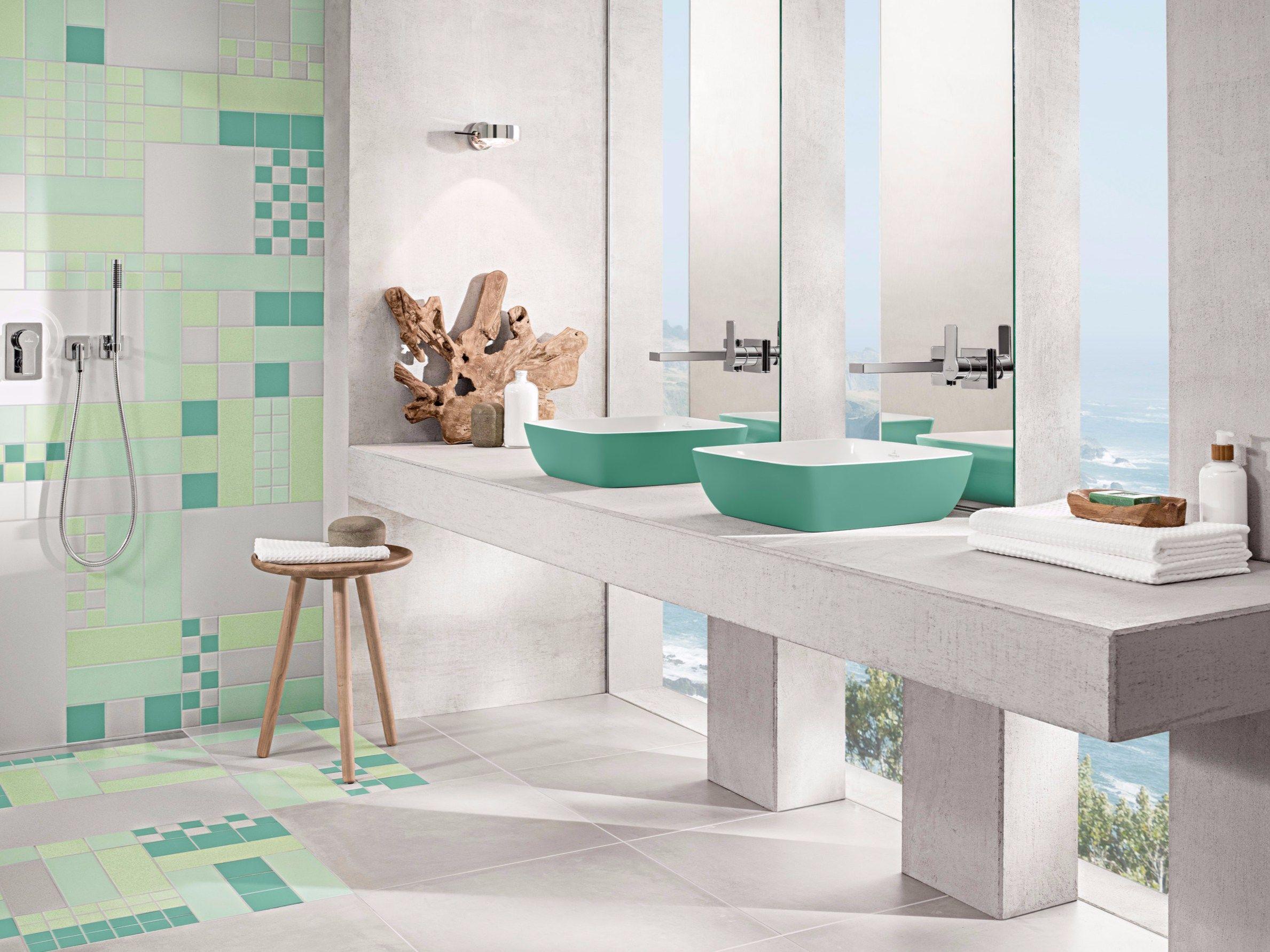 3d models bathroom accessories ceramic tiles venis artis - Countertop Titanceram Washbasin Artis Color Line By Villeroy Boch Design Gesa Hansen Countertopbathrooms