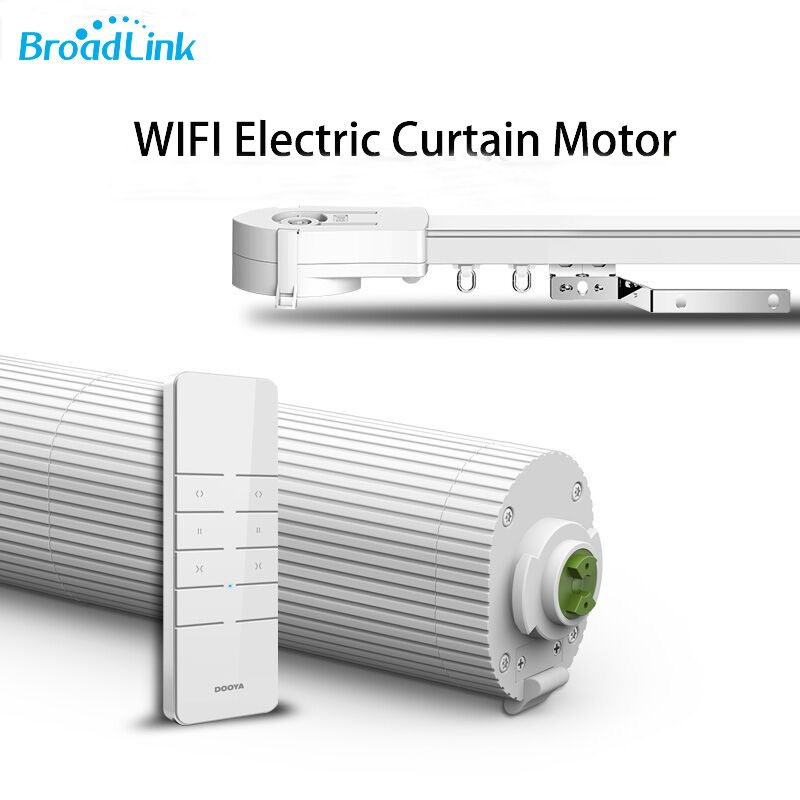 Broadlink Dna Dooya Dt360e Electric Curtain Motor With Hight