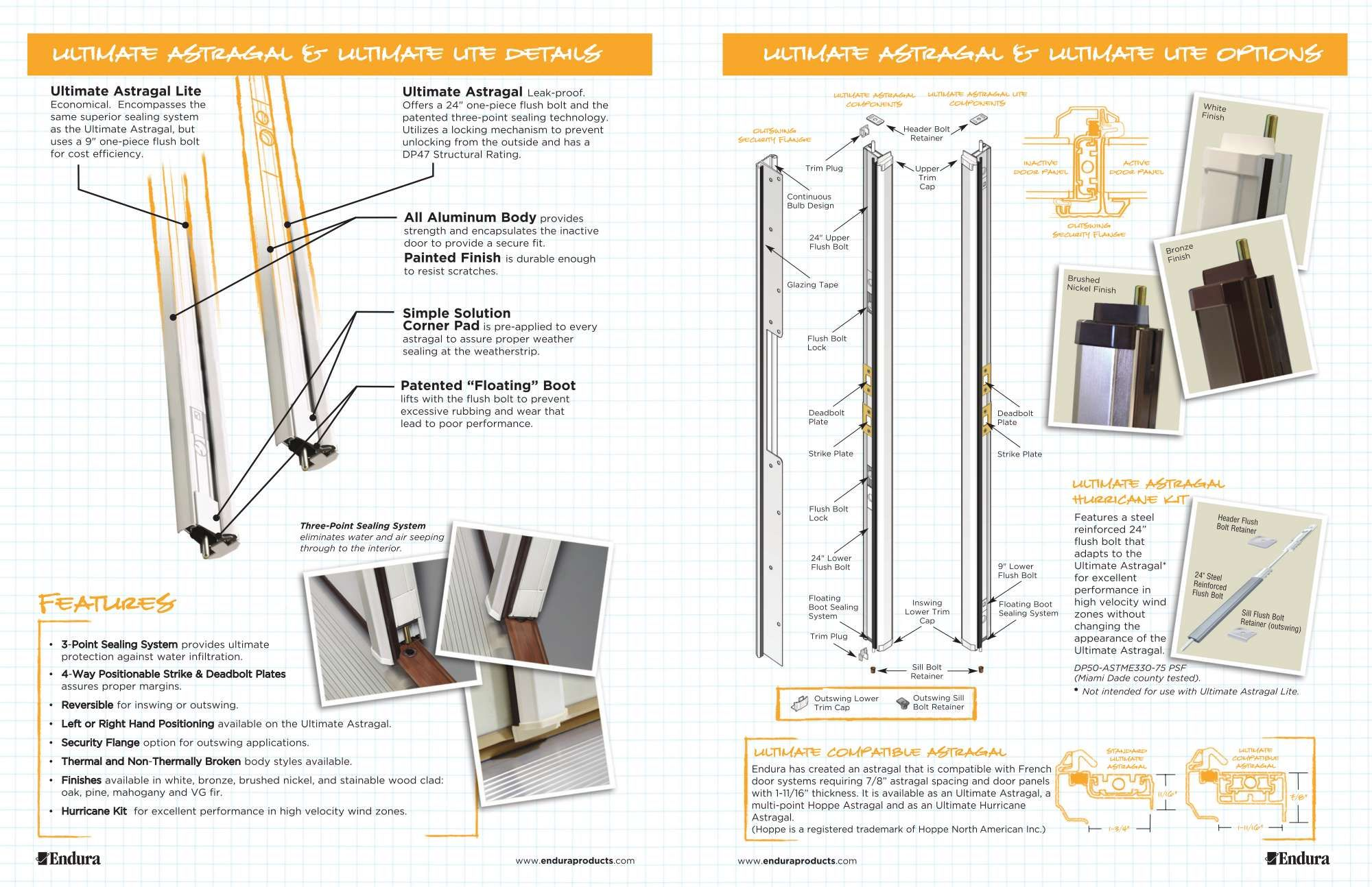 ... T Astragal French Door #18    ImgRepos\Catalog_Endura_Endura_Ultimate_Astragal.pdf_07292008_164417Ultimate  Astragal French Door Solutions ...