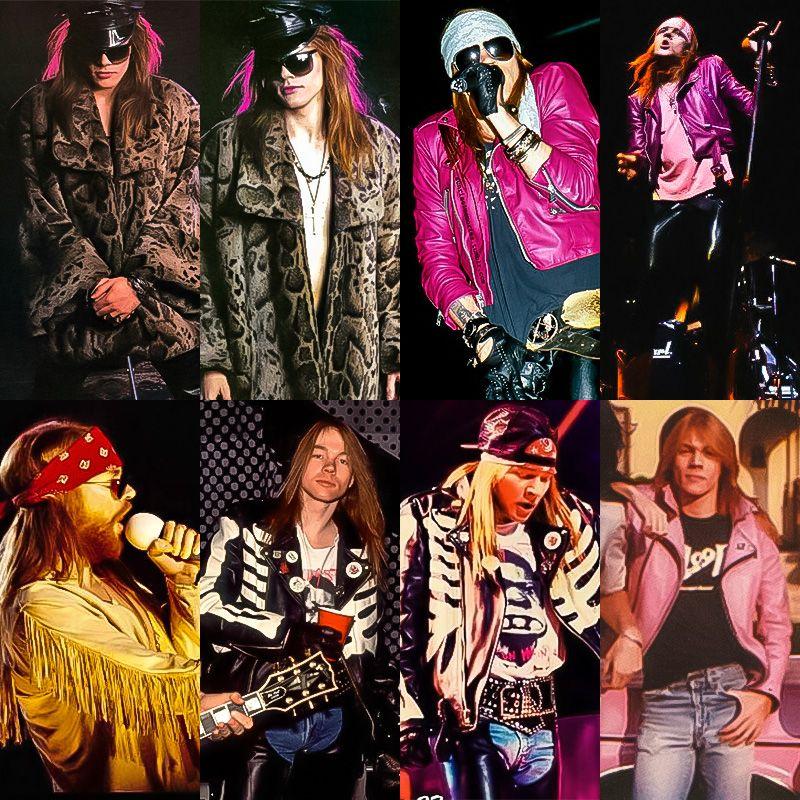 Axl Rose jackets