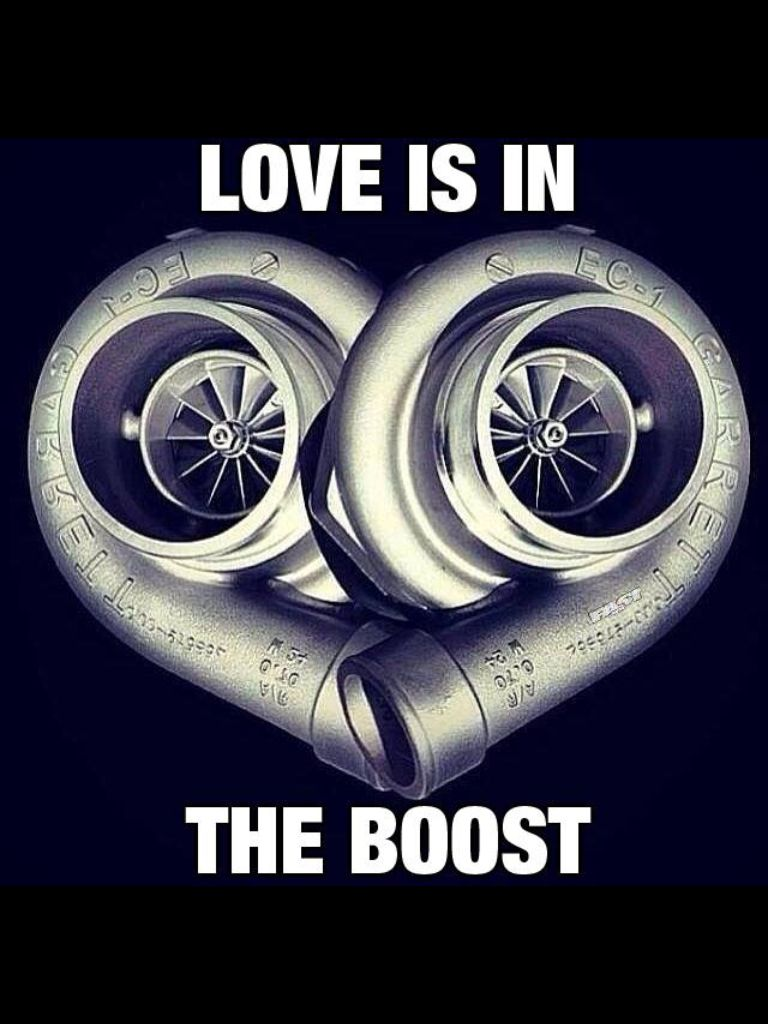 Love is in the boost! ...
