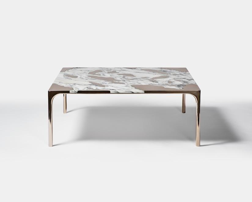 Miami Latin American Design Bronze Coffee Table Contemporary Coffee Table Coffee Table Wood