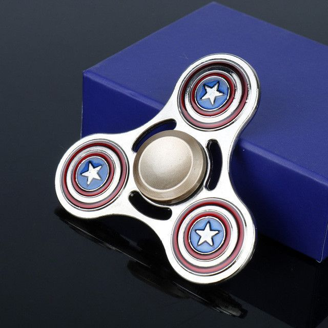 BMW Logo Metal Fid Spinner Anti Stress Stress Relief Hand Gyro