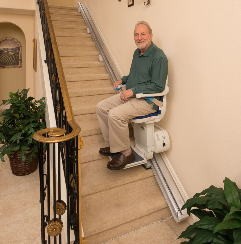 Simplicity Stair Lift Stair Lifts Hoveround Ascensores Escaleras Sillas