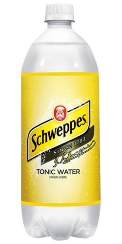 Schweppes Tonic Water Ingredients Schweppes Tonic Water Carbonated Water Brands