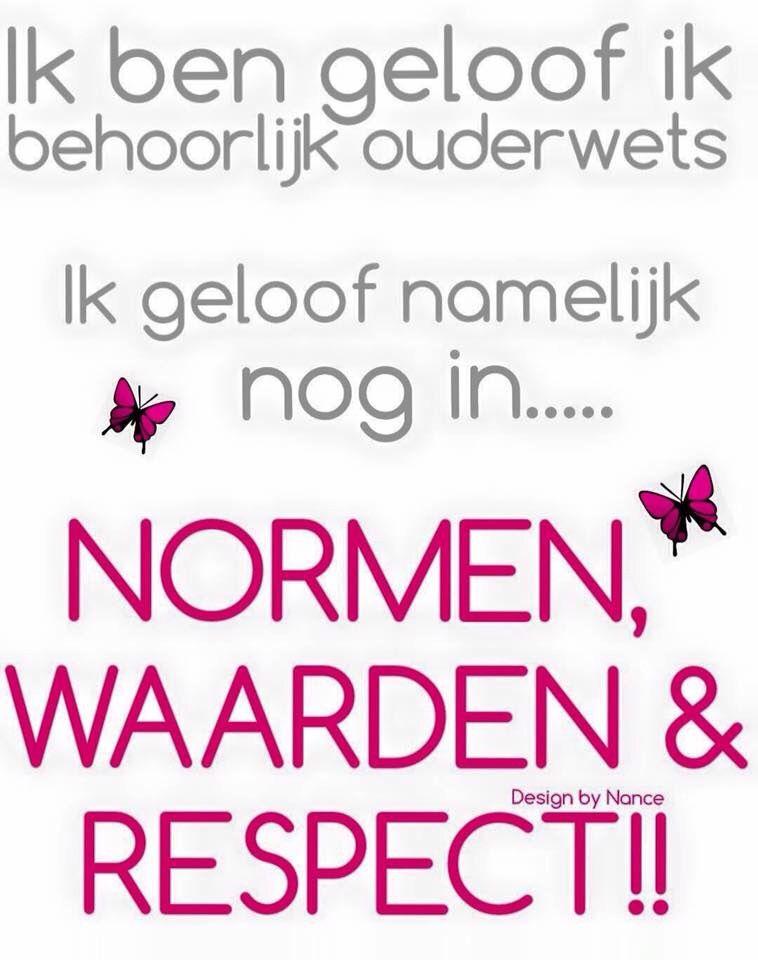 Citaten En Gezegden Over Respect : Respect knipsels quotes en