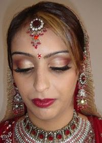 Fashion Trends | Styles | Tattoos: Beautiful Indian Bridal Make-Up
