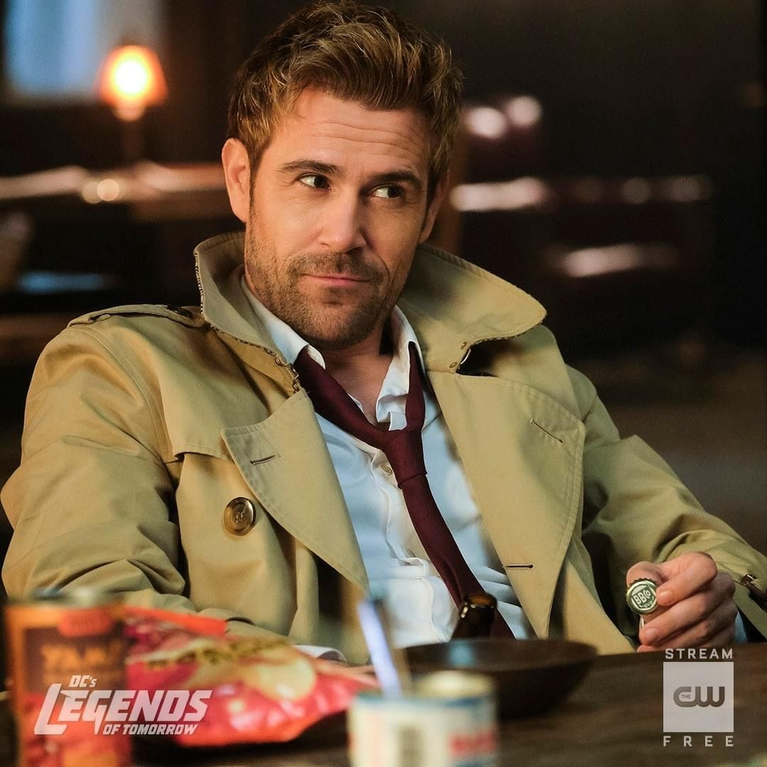 Pin By Lana Rogers On Dc Legends Of Tomorrow In 2020 Dc Legends Of Tomorrow John Constantine Matt Ryan Constantine