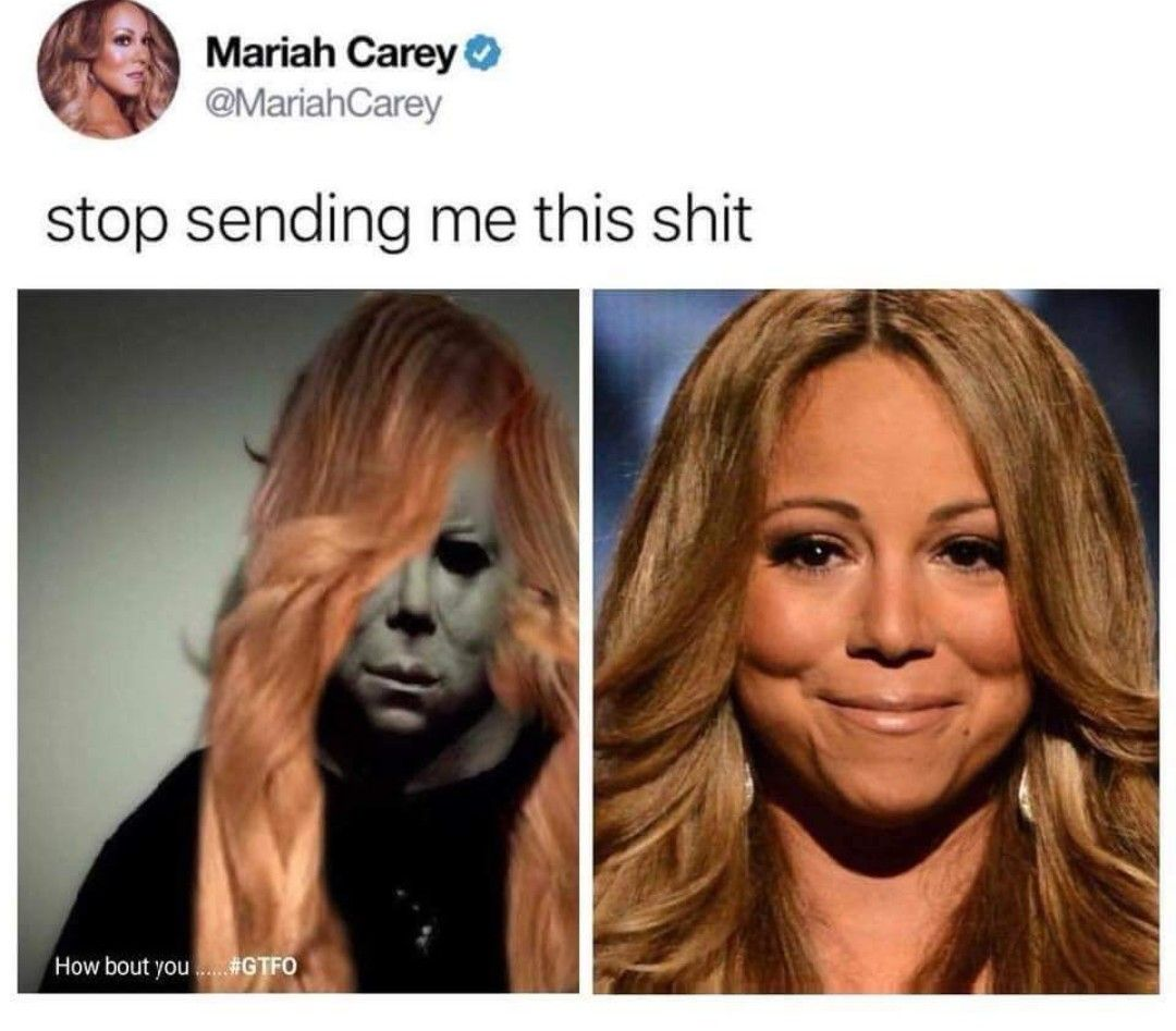 Idea by Lyndsey Shea on Just for Giggles Mariah carey