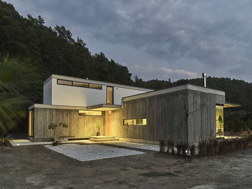 Citlik House By Pin Architects Architecture Modular