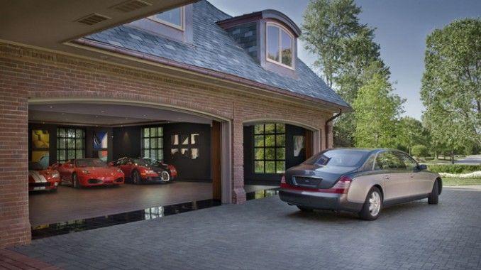 World S Most Beautiful Garages Garage Design Luxury Garage Garages