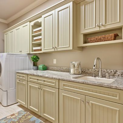 Beadboard Laundry Room Design Ideas Pictures Remodel Decor Beadboard Kitchen Beadboard Kitchen Cabinets Diy Kitchen Cabinets