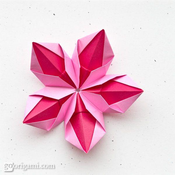 tomoko fuse origami instructions
