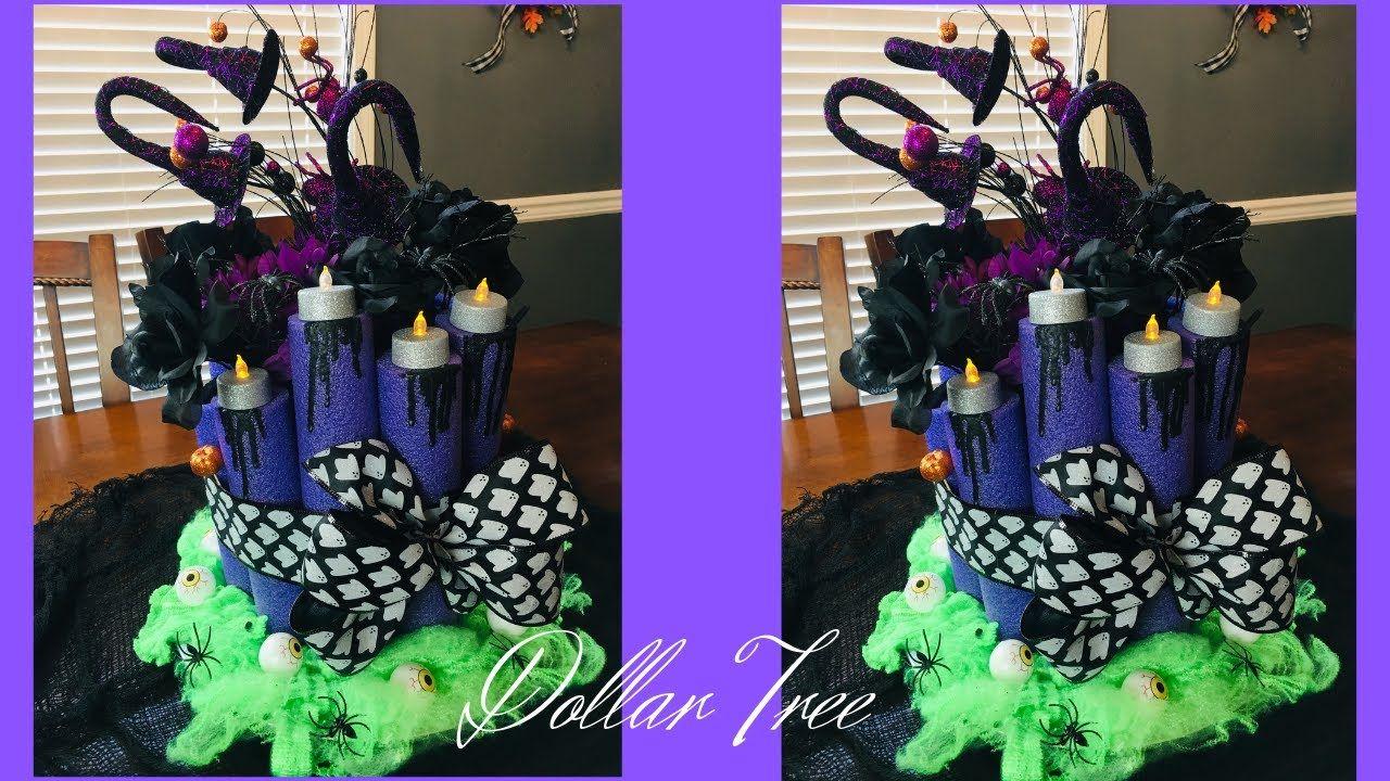 39++ You tube dollar tree halloween crafts ideas in 2021