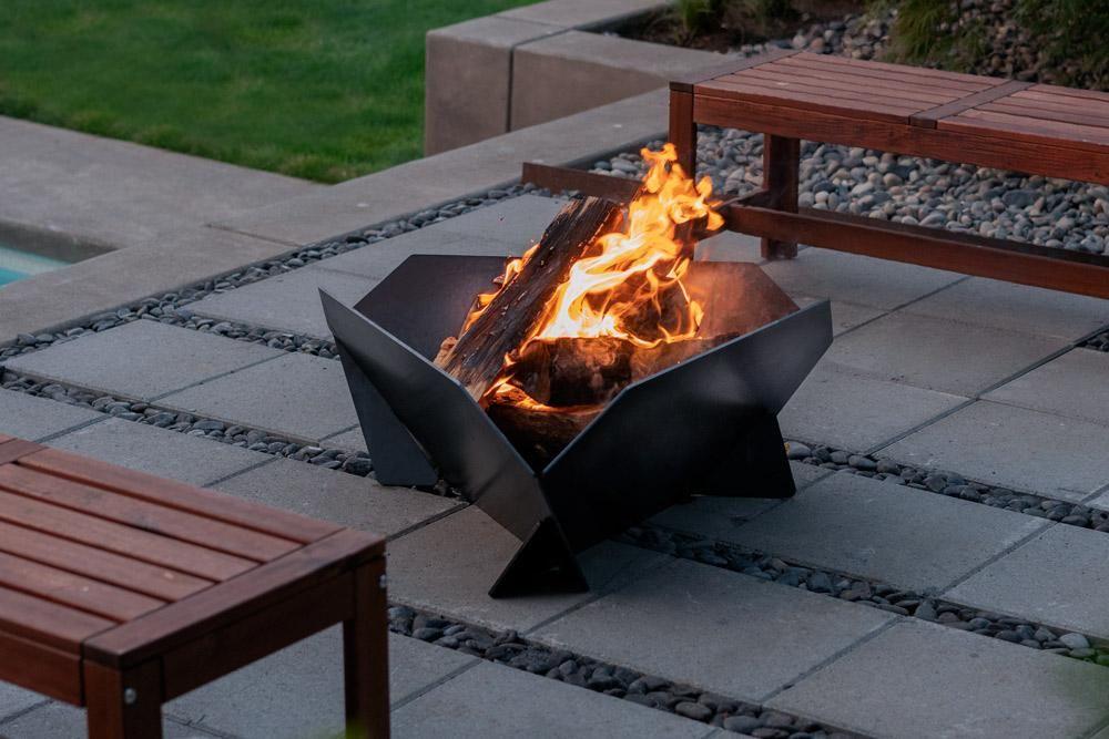 Stahl Firepit Fire Pit Backyard Fire Pit Backyard Fire