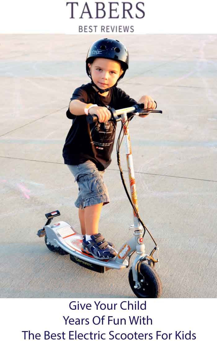 Best Electric Scooters For Kids Top Fun For A Child In 2018