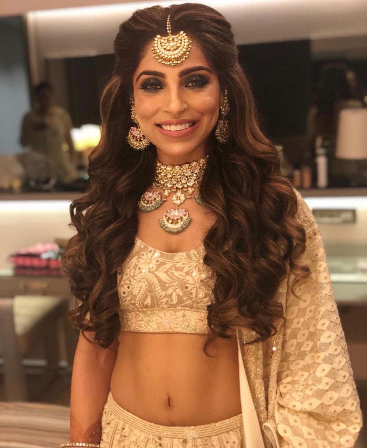pinterest: @pawank90   jewelry in 2019   hair styles, indian