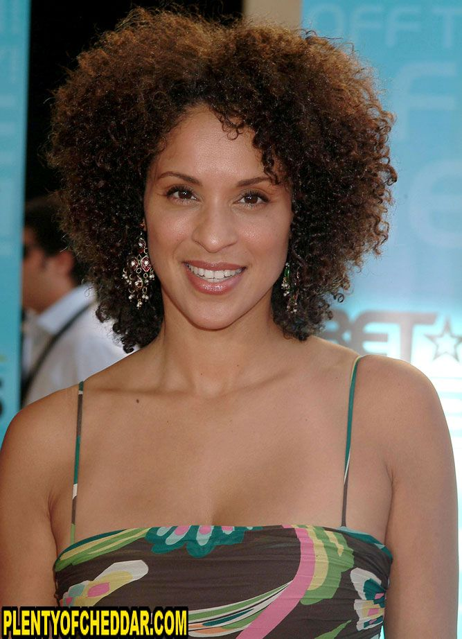 Karyn Parsons Born To An African American Mother And A