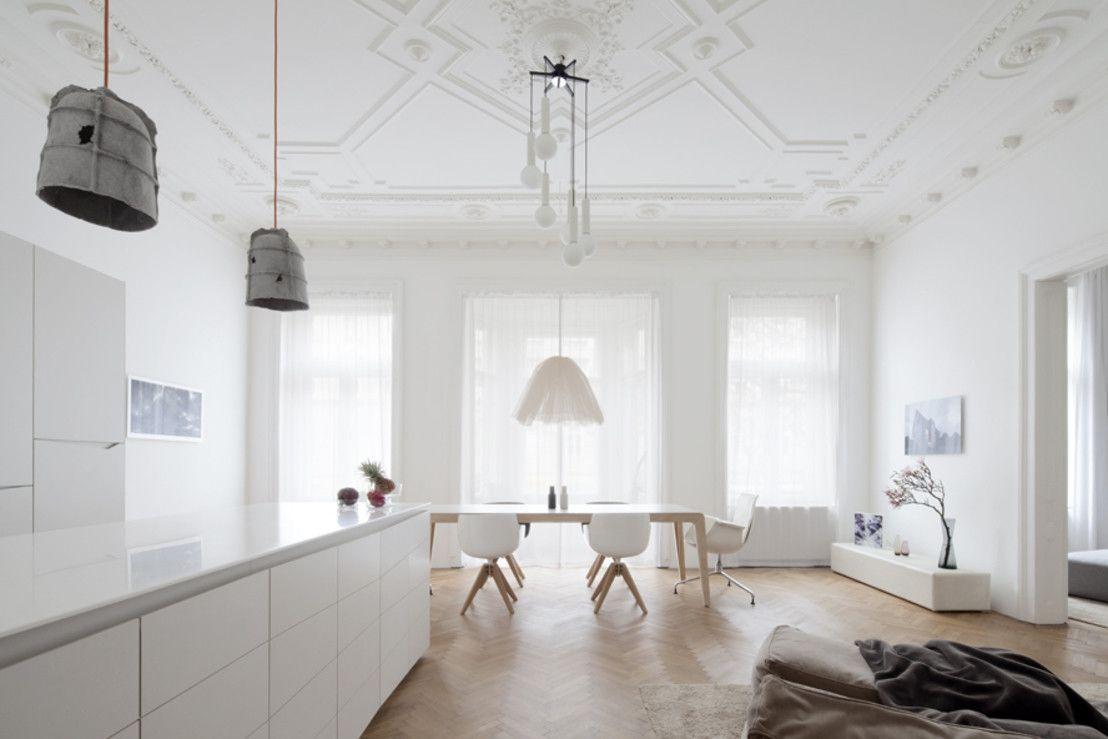Apartment H&M in Wien | Pinterest | Altbauwohnung, Sanierung und ...